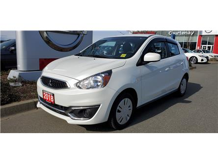 2018 Mitsubishi Mirage ES (Stk: U0154A) in Courtenay - Image 1 of 9