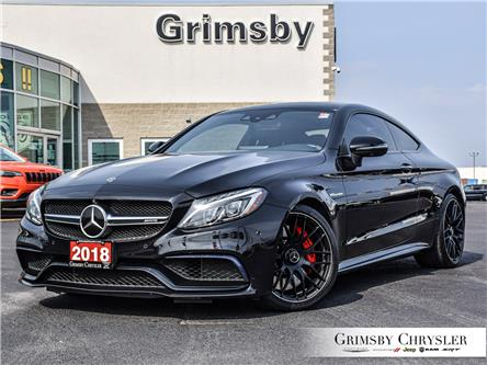 2018 Mercedes-Benz AMG C 63 S (Stk: U5101) in Grimsby - Image 1 of 39