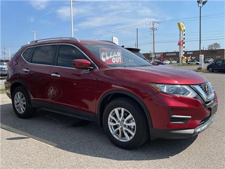 2020 Nissan Rogue S (Stk: W0349) in Cambridge - Image 1 of 24