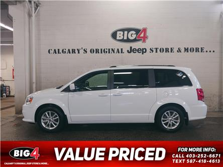 2019 Dodge Grand Caravan CVP/SXT (Stk: 21J067A) in Calgary - Image 1 of 15