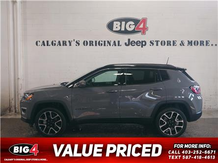2019 Jeep Compass Limited (Stk: R14814) in Calgary - Image 1 of 14