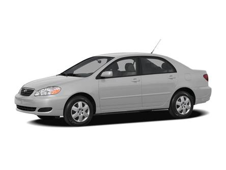 2008 Toyota Corolla LE (Stk: N2547A) in Burlington - Image 1 of 2