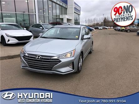 2020 Hyundai Elantra  (Stk: E5452) in Edmonton - Image 1 of 16