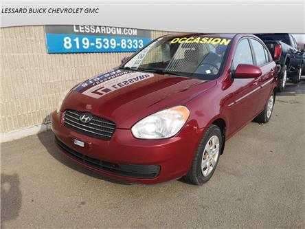 2008 Hyundai Accent  (Stk: 21-019AS) in Shawinigan - Image 1 of 15