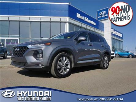 2019 Hyundai Santa Fe  (Stk: E5602) in Edmonton - Image 1 of 22