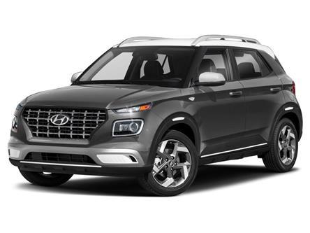 2021 Hyundai Venue Ultimate w/Black Interior (IVT) (Stk: N23076) in Toronto - Image 1 of 9