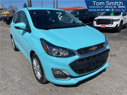 2021 Chevrolet Spark 1LT CVT (Stk: 210489) in Midland - Image 1 of 9