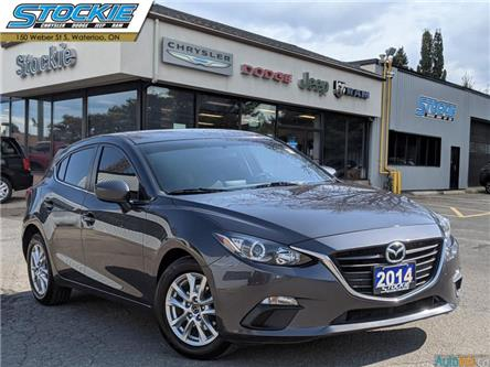 2014 Mazda Mazda3 Sport GS-SKY (Stk: 36220) in Waterloo - Image 1 of 26
