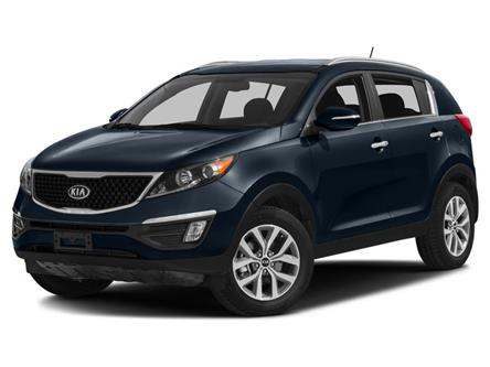 2016 Kia Sportage LX (Stk: 1244NBA) in Barrie - Image 1 of 10