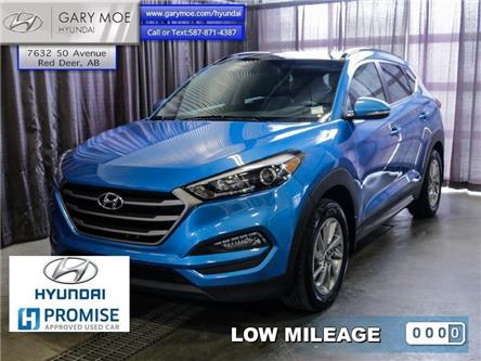 2016 Hyundai Tucson 2.0L Luxury AWD (Stk: 1PL3503A) in Red Deer - Image 1 of 24