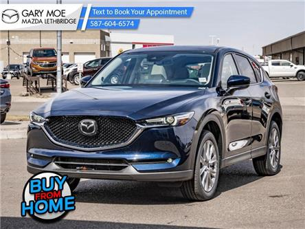2021 Mazda CX-5 GT (Stk: 21-3198) in Lethbridge - Image 1 of 30
