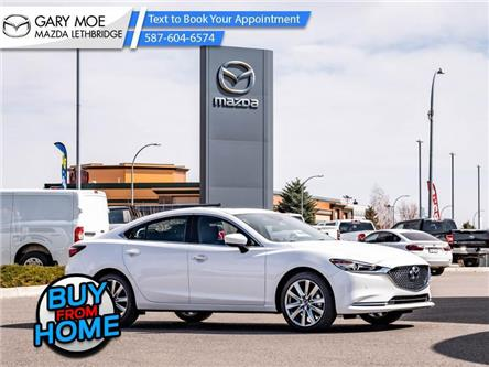 2021 Mazda MAZDA6 Signature (Stk: 21-0155) in Lethbridge - Image 1 of 30