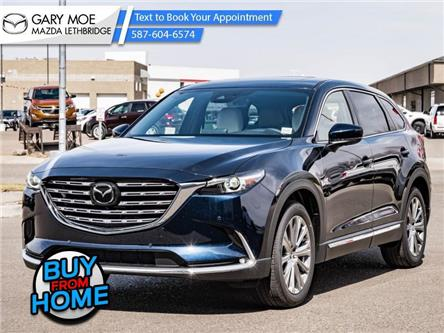 2021 Mazda CX-9 Signature AWD (Stk: 21-4180) in Lethbridge - Image 1 of 31