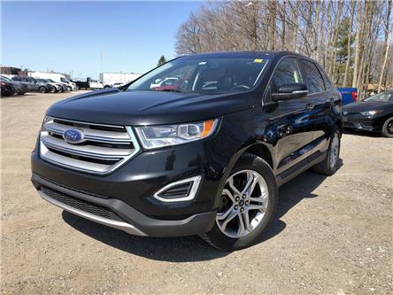 2017 Ford Edge Titanium (Stk: P9425) in Barrie - Image 1 of 23