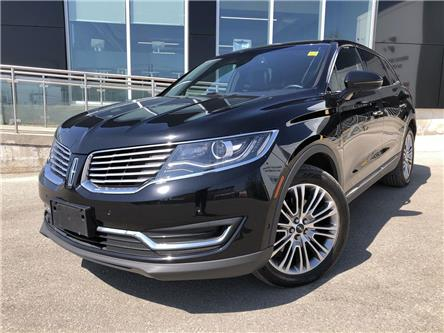 2018 Lincoln MKX Reserve (Stk: MS21307A) in Barrie - Image 1 of 22