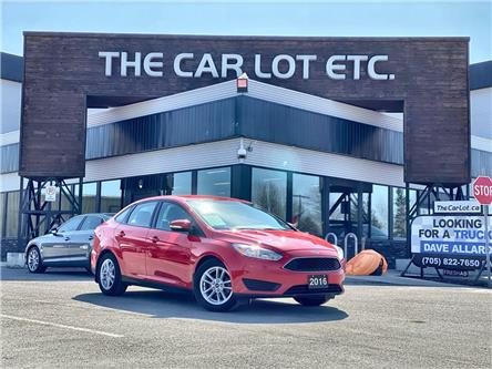 2016 Ford Focus SE (Stk: 21100) in Sudbury - Image 1 of 22