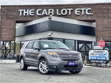 2013 Ford Explorer Limited (Stk: 20525) in Sudbury - Image 1 of 25