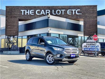 2018 Ford Escape SE (Stk: 21026) in Sudbury - Image 1 of 26