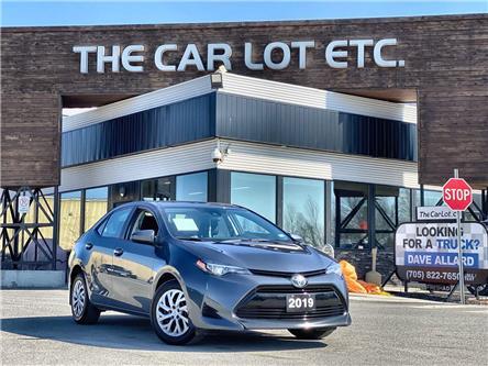 2019 Toyota Corolla LE (Stk: 21023) in Sudbury - Image 1 of 23