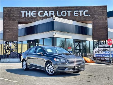 2017 Ford Fusion SE (Stk: 20624) in Sudbury - Image 1 of 24