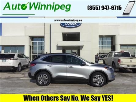 2021 Ford Escape SEL Hybrid (Stk: 21041) in Winnipeg - Image 1 of 14