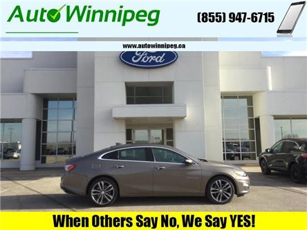 2020 Chevrolet Malibu Premier (Stk: A2120) in Winnipeg - Image 1 of 8