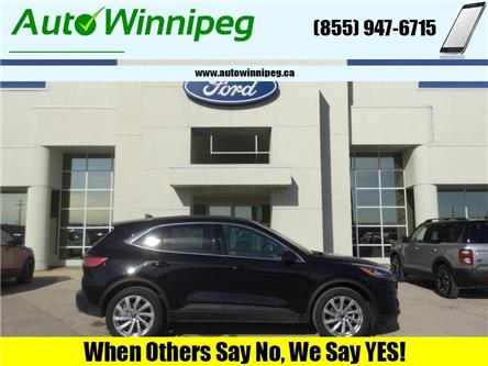 2021 Ford Escape Titanium Hybrid (Stk: 21063) in Winnipeg - Image 1 of 14