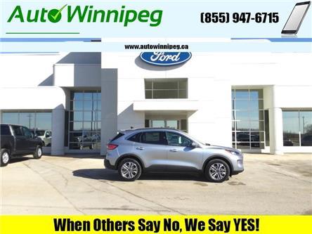 2021 Ford Escape SEL (Stk: 21057) in Winnipeg - Image 1 of 14