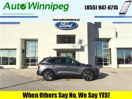 2021 Ford Escape SE (Stk: 21058) in Winnipeg - Image 1 of 14