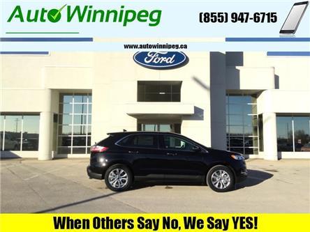 2021 Ford Edge Titanium (Stk: 21033) in Winnipeg - Image 1 of 14