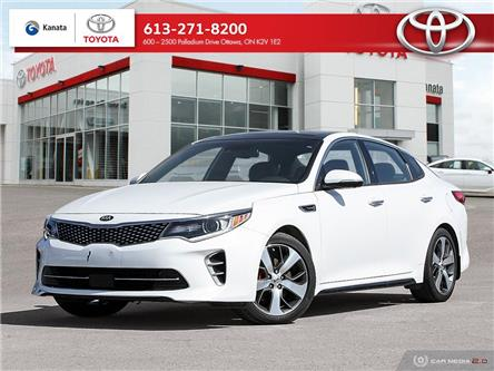 2016 Kia Optima SXL Turbo (Stk: 90964A) in Ottawa - Image 1 of 28