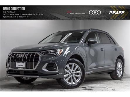2021 Audi Q3 45 Komfort (Stk: T19238) in Vaughan - Image 1 of 21