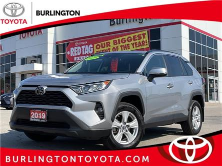 2019 Toyota RAV4 XLE (Stk: U11534) in Burlington - Image 1 of 20
