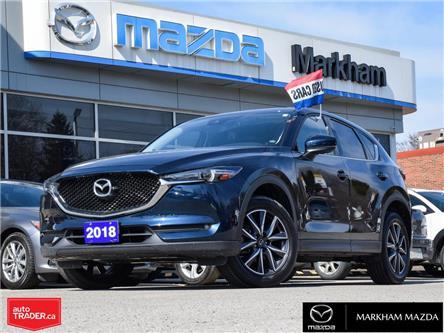 2018 Mazda CX-5 GT (Stk: P2055) in Markham - Image 1 of 27