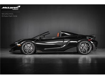 2020 McLaren 600LT Spider (Stk: MV0270) in Woodbridge - Image 1 of 19