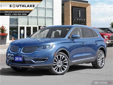 2018 Lincoln MKX Reserve (Stk: P51652) in Newmarket - Image 1 of 27