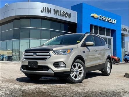 2018 Ford Escape SEL (Stk: 6557A) in Orillia - Image 1 of 22