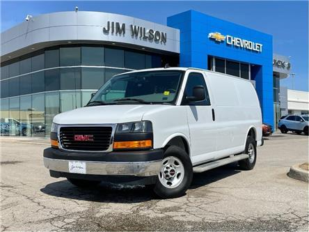 2019 GMC Savana 2500 Work Van (Stk: 6592) in Orillia - Image 1 of 15