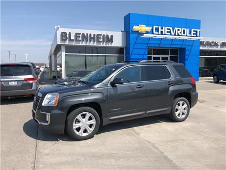 2017 GMC Terrain SLE-2 (Stk: M100A) in Blenheim - Image 1 of 18