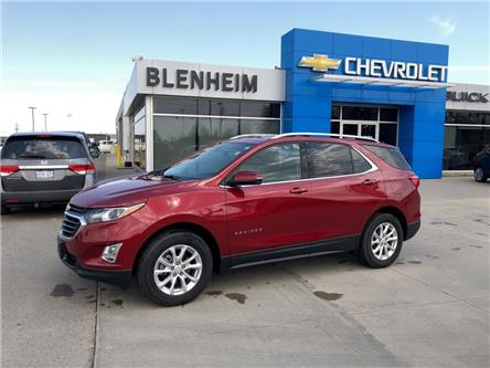 2019 Chevrolet Equinox 1LT (Stk: DM177A) in Blenheim - Image 1 of 18