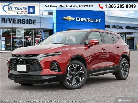 2021 Chevrolet Blazer RS (Stk: 21-232) in Brockville - Image 1 of 23
