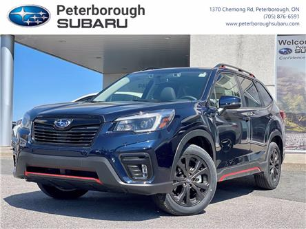 2021 Subaru Forester Sport (Stk: S4534) in Peterborough - Image 1 of 30