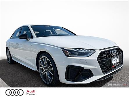 2020 Audi A4 2.0T Technik (Stk: 20614) in Windsor - Image 1 of 29