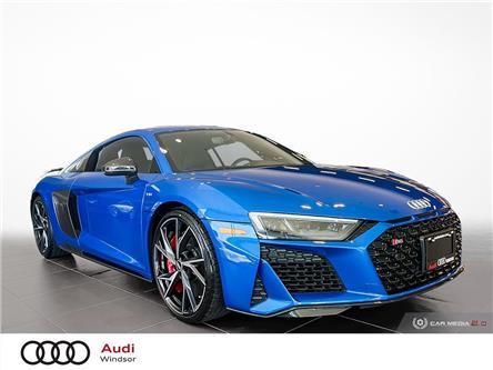 2021 Audi R8 5.2 V10 performance (Stk: 21129) in Windsor - Image 1 of 26