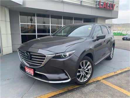 2019 Mazda CX-9 GT (Stk: K4085) in Chatham - Image 1 of 28
