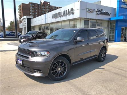 2018 Dodge Durango R/T (Stk: M084A) in Chatham - Image 1 of 20