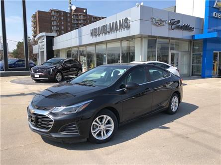 2019 Chevrolet Cruze LT (Stk: M293A) in Chatham - Image 1 of 16