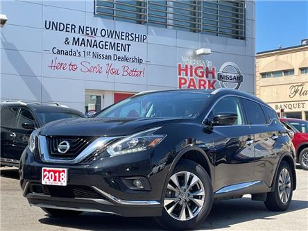 2018 Nissan Murano SL (Stk: U1921) in Toronto - Image 1 of 26
