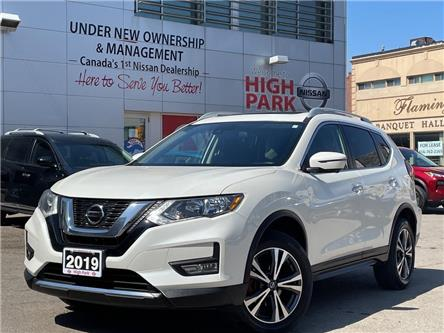 2019 Nissan Rogue SV (Stk: HP005A) in Toronto - Image 1 of 24