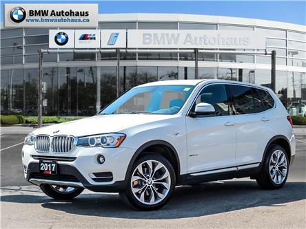 2017 BMW X3 xDrive28i (Stk: P10293) in Thornhill - Image 1 of 44
